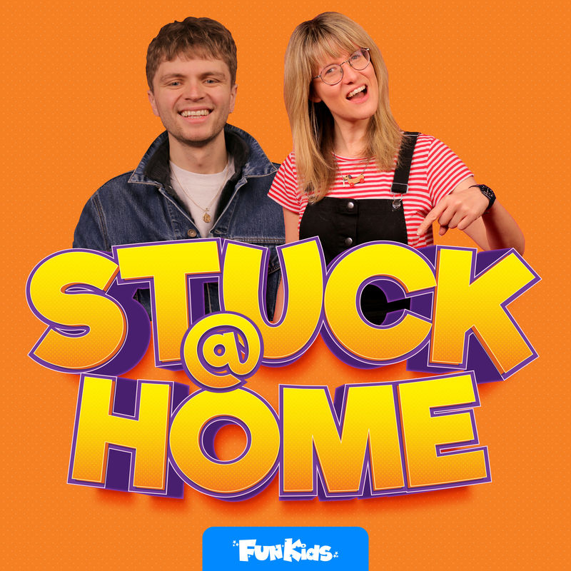Stuck at Home Podcast Logo